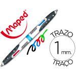 Maped Esferográfica Twin Tip 4 Cores - 229135