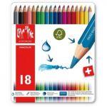 Caran d'Ache 18 un. Lápis de Cor Aguarela Fancolor