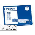 Petrus Caixa 1000 Agrafos Bambina n 202 - 55700