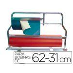 Porta-rolo Corta-papel 62-31cm Cromado I-2