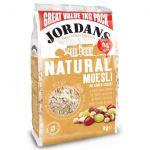 Jordans Muesli Natural 1Kg