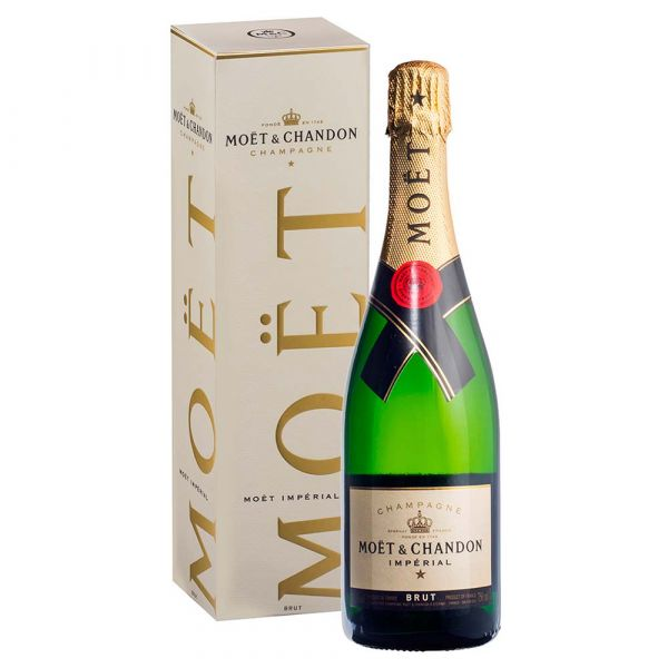 Moët & Chandon Champagne Brut Imperial 75cl