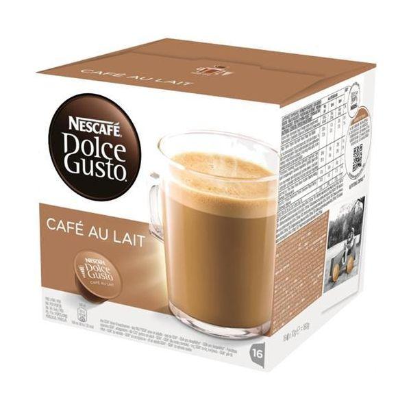 Nescafé Dolce Gusto Café Au Lait - 48 Cápsulas