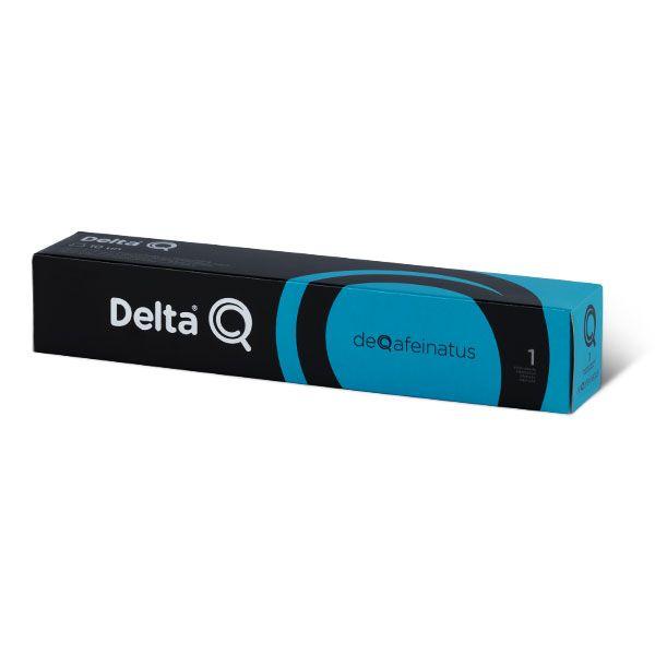 Delta Q Deqafeinatus Nº1 - 10 Cápsulas