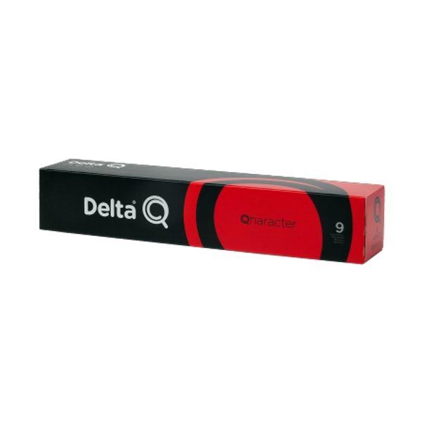Delta Q Qharacter Nº9 - 10 Cápsulas