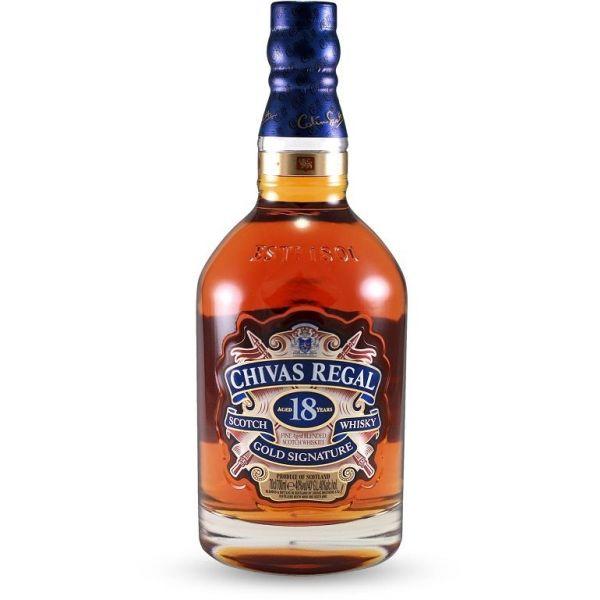 Chivas Regal Whisky 18 Anos 70cl