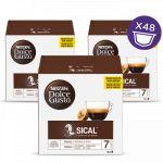 Nescafé Dolce Gusto Espresso Sical 48 Cápsulas