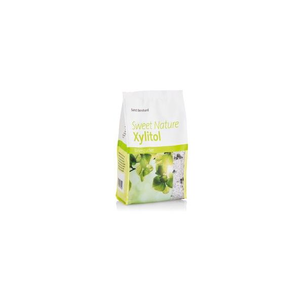 Sanct Bernhard Xylitol Substituto do açúcar natural (Bétula) 1Kg