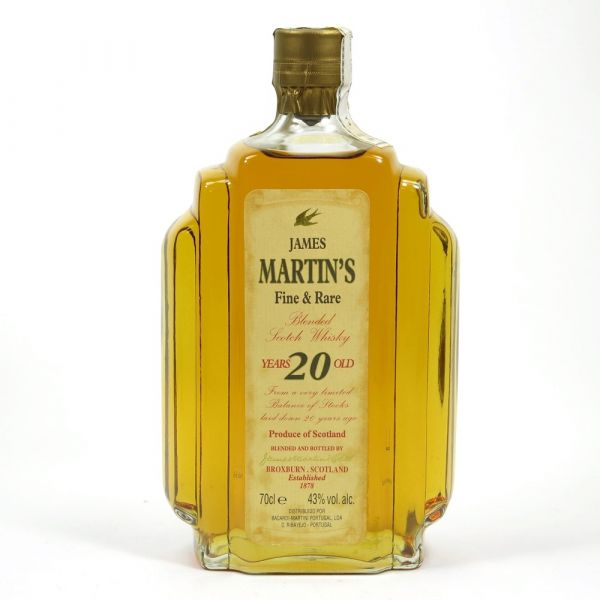 James Martin's Whisky 20 Anos 70cl