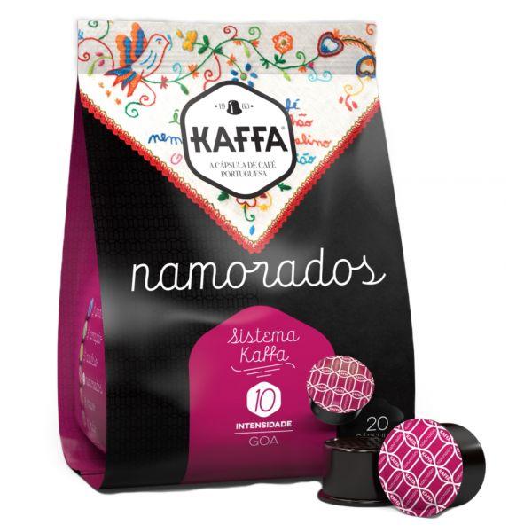 Kaffa Namorados - 20 Cápsulas