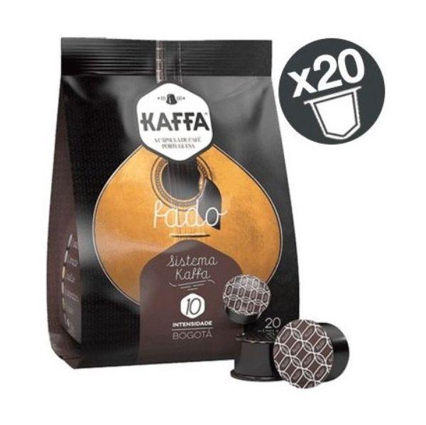 Kaffa Fado - 20 Cápsulas