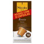 Nicola Rossio Compatível Nespresso - 10 Cápsulas