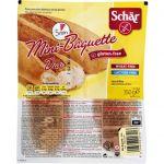 Schar Mini-baguette Sem Glúten 2x75g