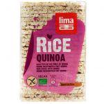 Lima Galetes Finas de Arroz Integral e Quinoa Bio 130g