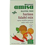 Amisa Organic Harissa Falafel Mix 160g