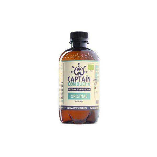 Captain Kombucha Bio Original 400ml