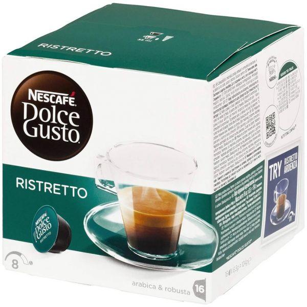 Nescafé Dolce Gusto Ristretto - 16 Cápsulas