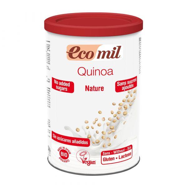 EcoMil Quinoa Drink Powder No Sugar 400g