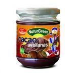 NaturGreen Creme Cacau Avelãs Bio 200g