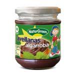 NaturGreen Creme Avelãs Alfarroba Bio 200g
