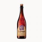 Cerveja La Trappe Quadrupel 75cl