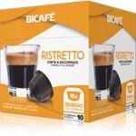 Bicafé Café Ristretto Compatível Dolce Gusto - 16 Cápsulas