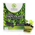 Moringa Caribbean Green Chocolate Black Currant 70g