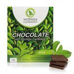 Moringa Caribbean Chocolate Stevia 70g