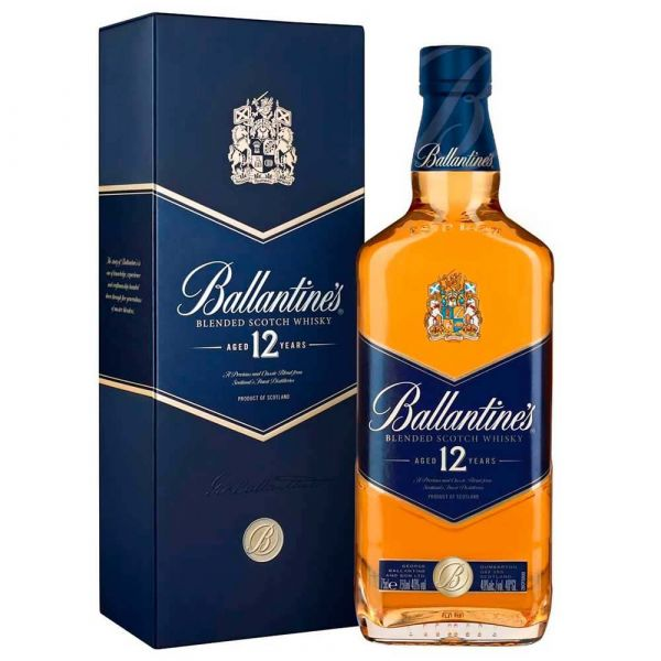 Ballantine's Whisky 12 Anos 70cl