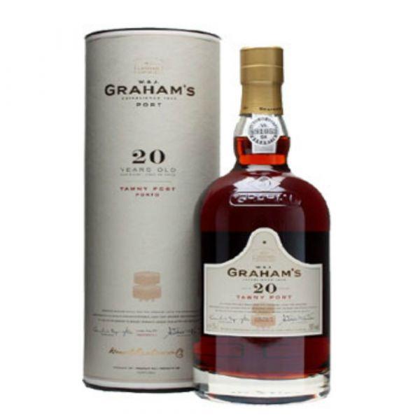 Graham's Tawny 20 Anos Porto 75cl