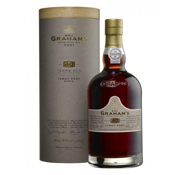 Graham's Tawny 40 Anos Porto 75cl
