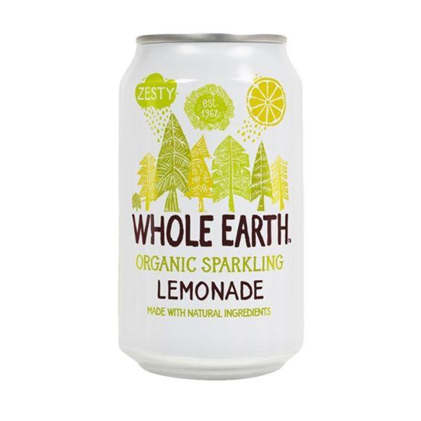Whole Earth Refrigerante Limonada Bio 330ml