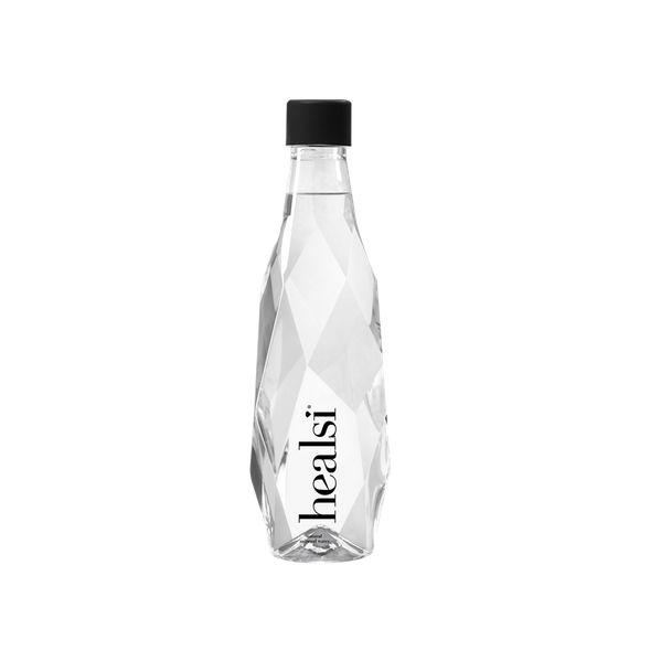 Healsi Água de Nascente Cristal 0,5L