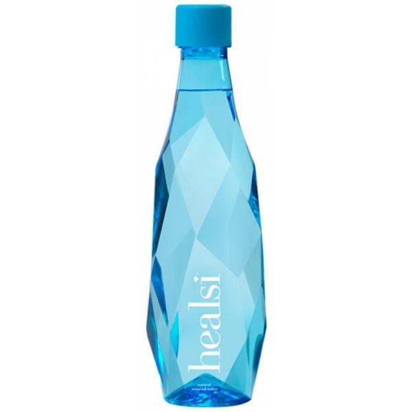 Healsi Água de Nascente Azul Turquesa 0,5L