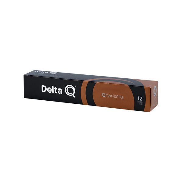 Delta Q Qharisma Nº12 - 10 Cápsulas