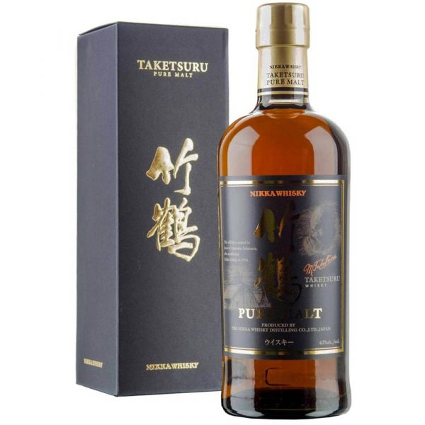 Nikka Whisky Taketsuru Puro Malte 70cl
