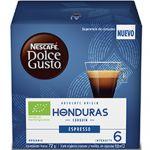 Nescafé Dolce Gusto Espresso Honduras - 12 Cápsulas