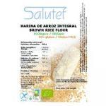Salutef Farinha de Arroz Integral ECO 10 kg