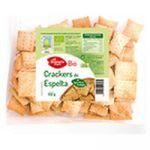 El Granero Integral Crackers de Espelta com Sésamo 150g