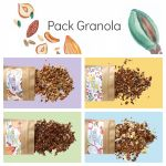 Going Nuts Pack Granola