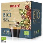 Bicafé Café Bio Peru Compatível Dolce Gusto - 16 Cápsulas