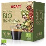 Bicafé Café Bio Honduras Compatível Dolce Gusto - 16 Cápsulas