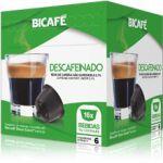 Bicafé Café Descafeinado Compatível Dolce Gusto - 16 Cápsulas