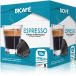 Bicafé Café Espresso Compatível Dolce Gusto - 16 Cápsulas