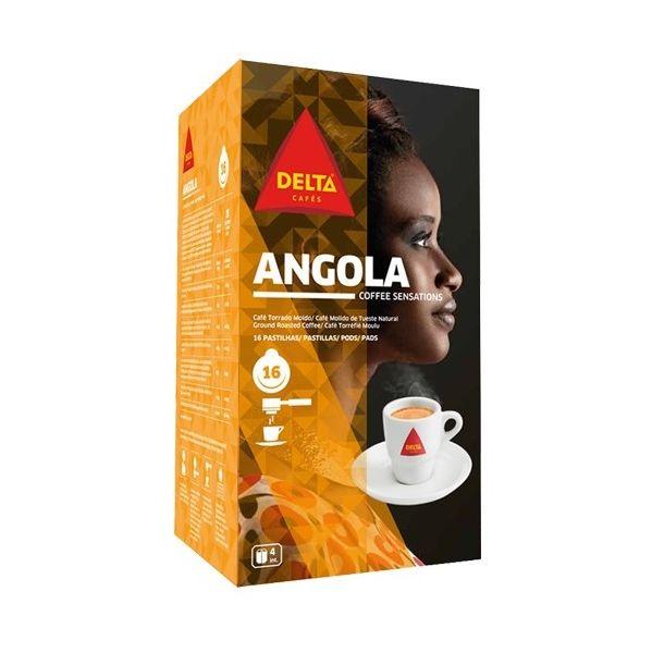 Delta Café Angola 16 Pastilhas