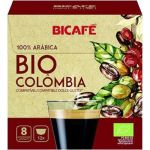 Bicafé Café Bio Colômbia Compatível Dolce Gusto - 12 Cápsulas