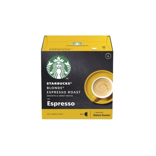 Nescafe Dolce Gusto Starbucks Blonde Espresso Roast 16 Capsulas