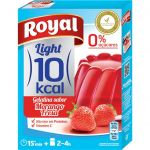 Royal Gelatina Morango 10 Kcal Light 31g