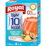 Royal Gelatina Tropical 10 Kcal Light 31g