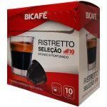 Bicafé Café Seleção Compatível Dolce Gusto 10 Cápsulas